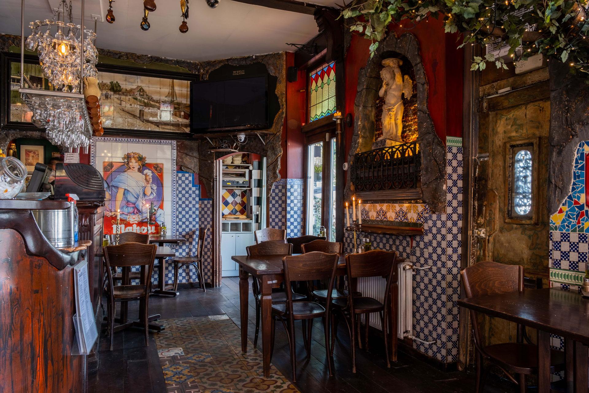Café Joselito ©Vere Maagdenberg, 2020